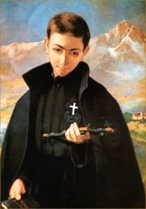 St. Gabriel Possenti, C.P.