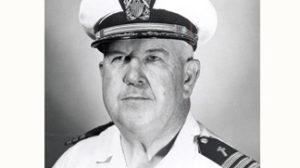 Commander Brian Mahedy, CP, USNR