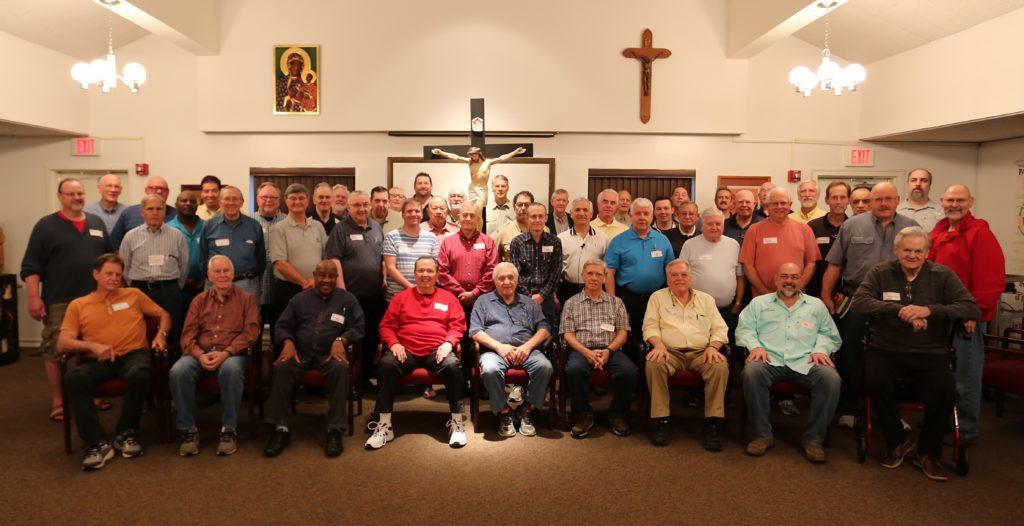 Catholic Men's Retreat, March 21, 2015