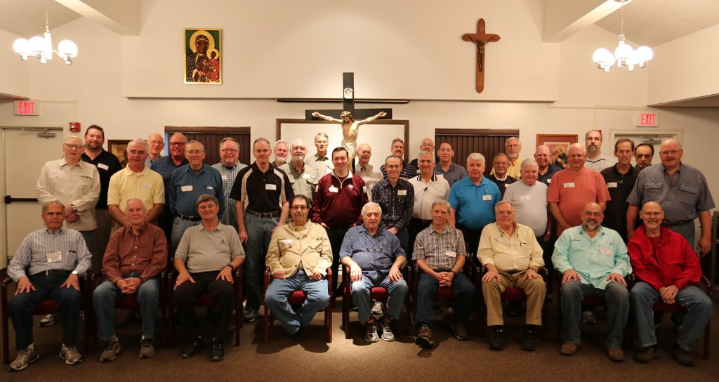 Catholic Men's Retreat, March 21 2015-Simon & Jude