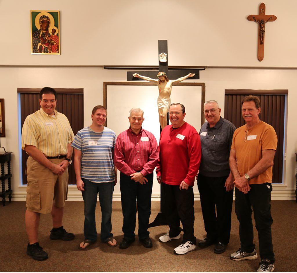 Catholic Men's Retreat, March 21 2015-St Hyacinth