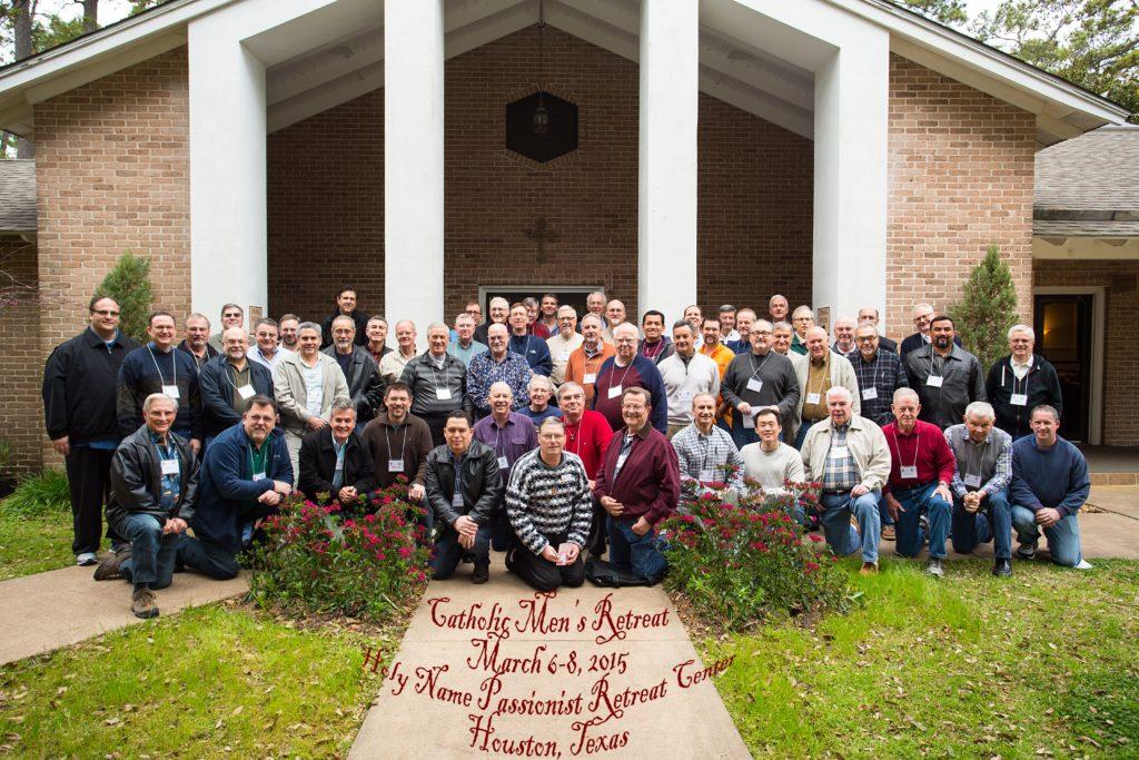 Catholic Men's Retreat, March 7, 2015