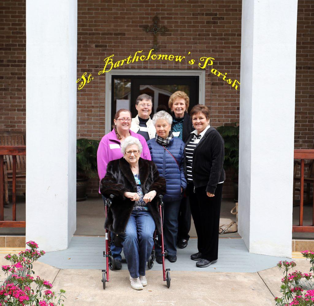 Catholic Women's Retreat, February 28, 2015-St Barts