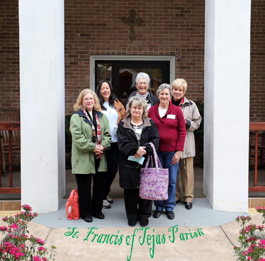Catholic Women's Retreat, February 28, 2015-St Francis Tejas