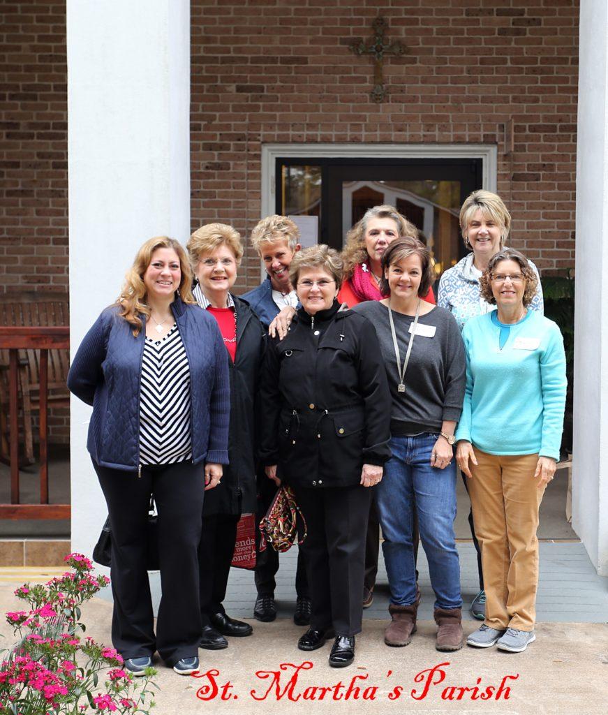 Catholic Women's Retreat, February 28, 2015-St Martha