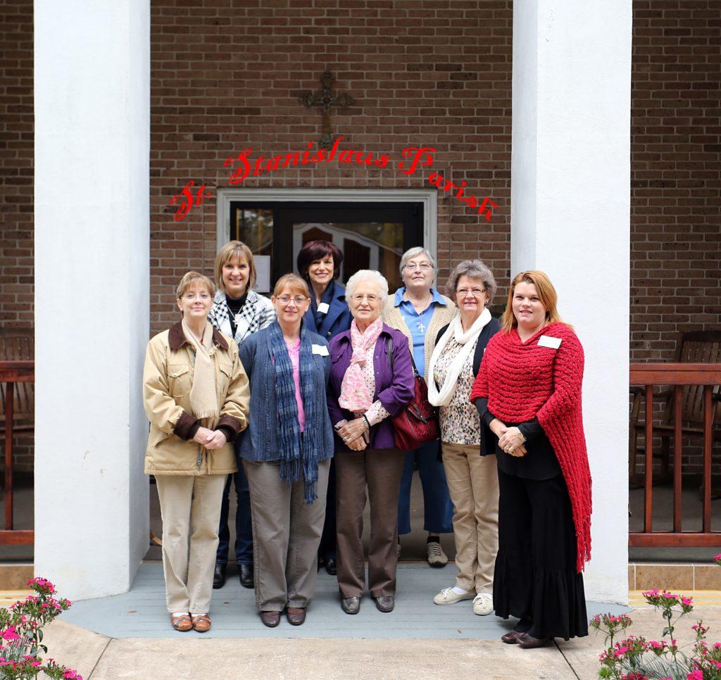 Catholic Women's Retreat, February 28, 2015-St Stanislaus