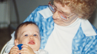 God bless the bond between grandparents and their grandchildren.