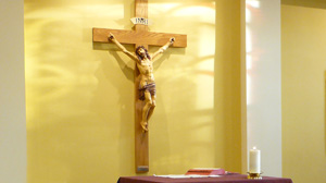 Louisville Chapel Crucifix