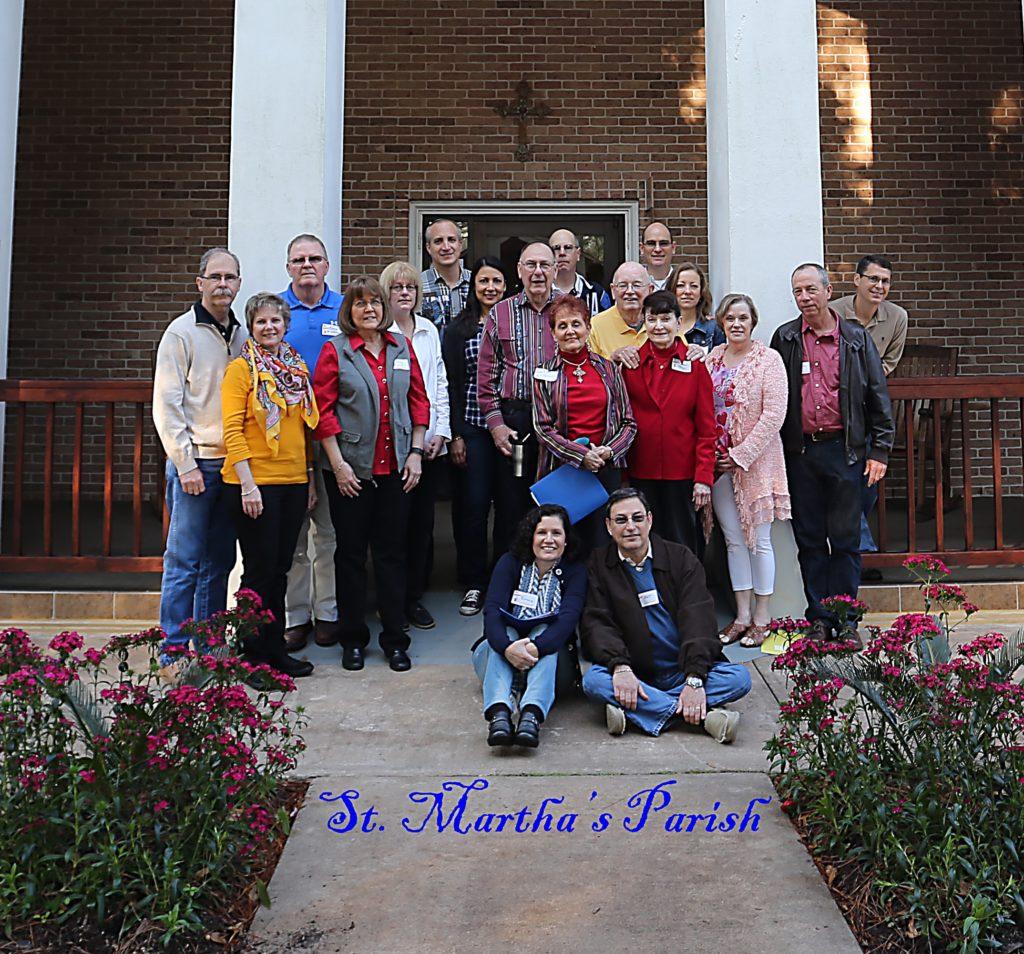 Married Couples Retreat, Feb. 13-15 2015-St. Martha Parish