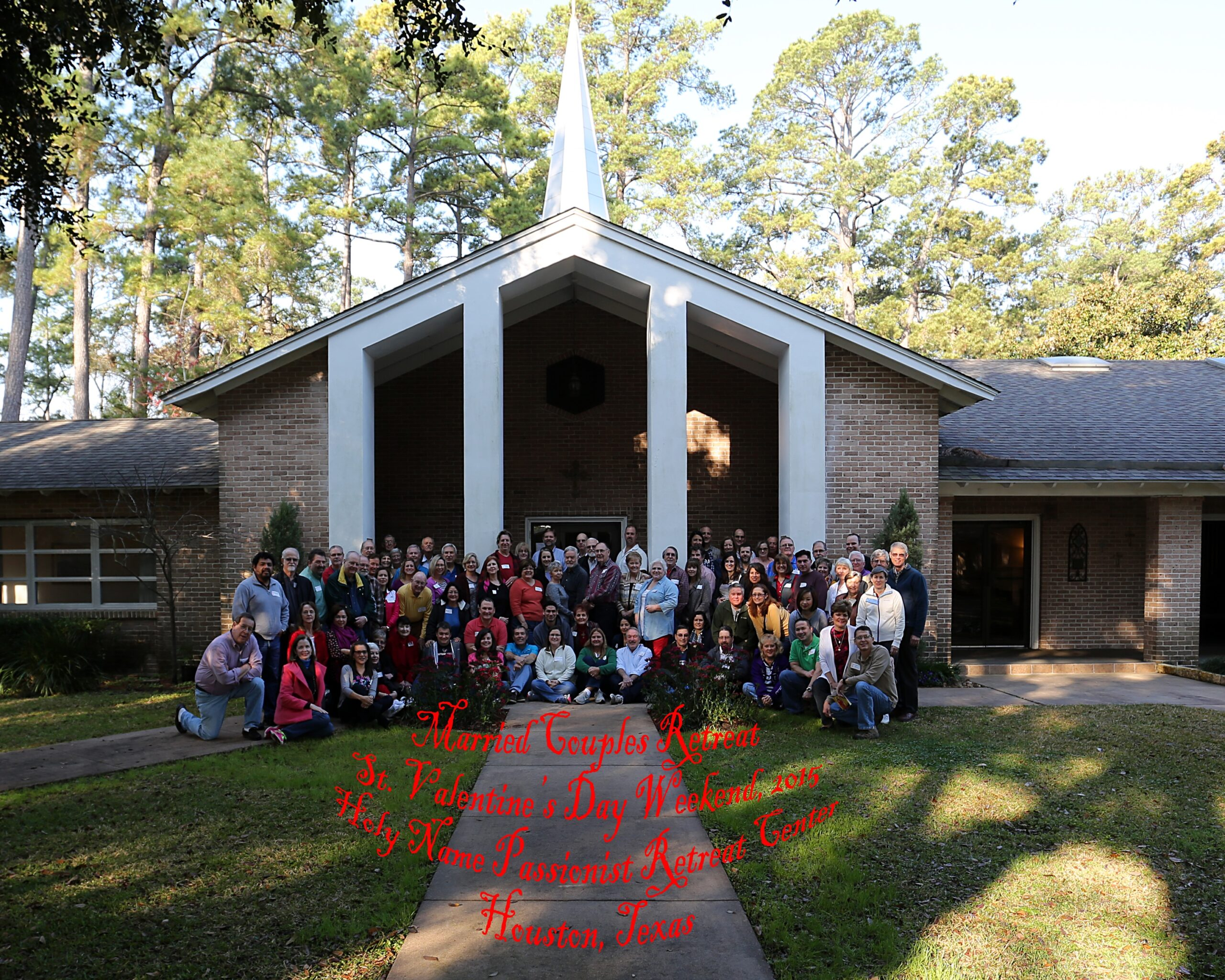 Married Couples Retreat, Feb. 13-15 2015