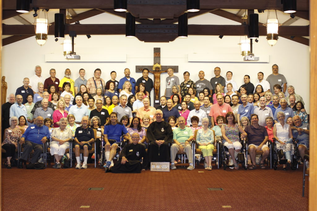 Married Couples' Retreat Weekend, June 26-28, 2015