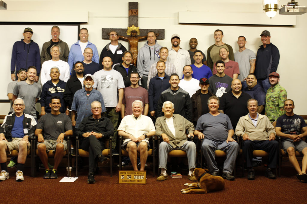 Men's AA Retreat May 22-24 2015