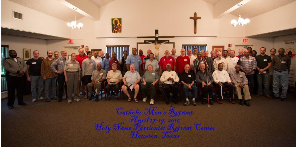 Men's April 18 2015 Group