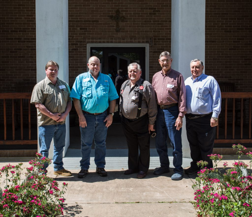 Men's Retreat, March 13-15, 2015-Holy Rosary