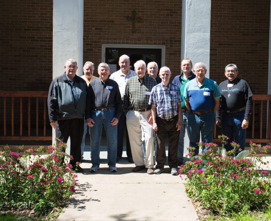 Men's Retreat, March 13-15, 2015-St Theresa, Sugar Land