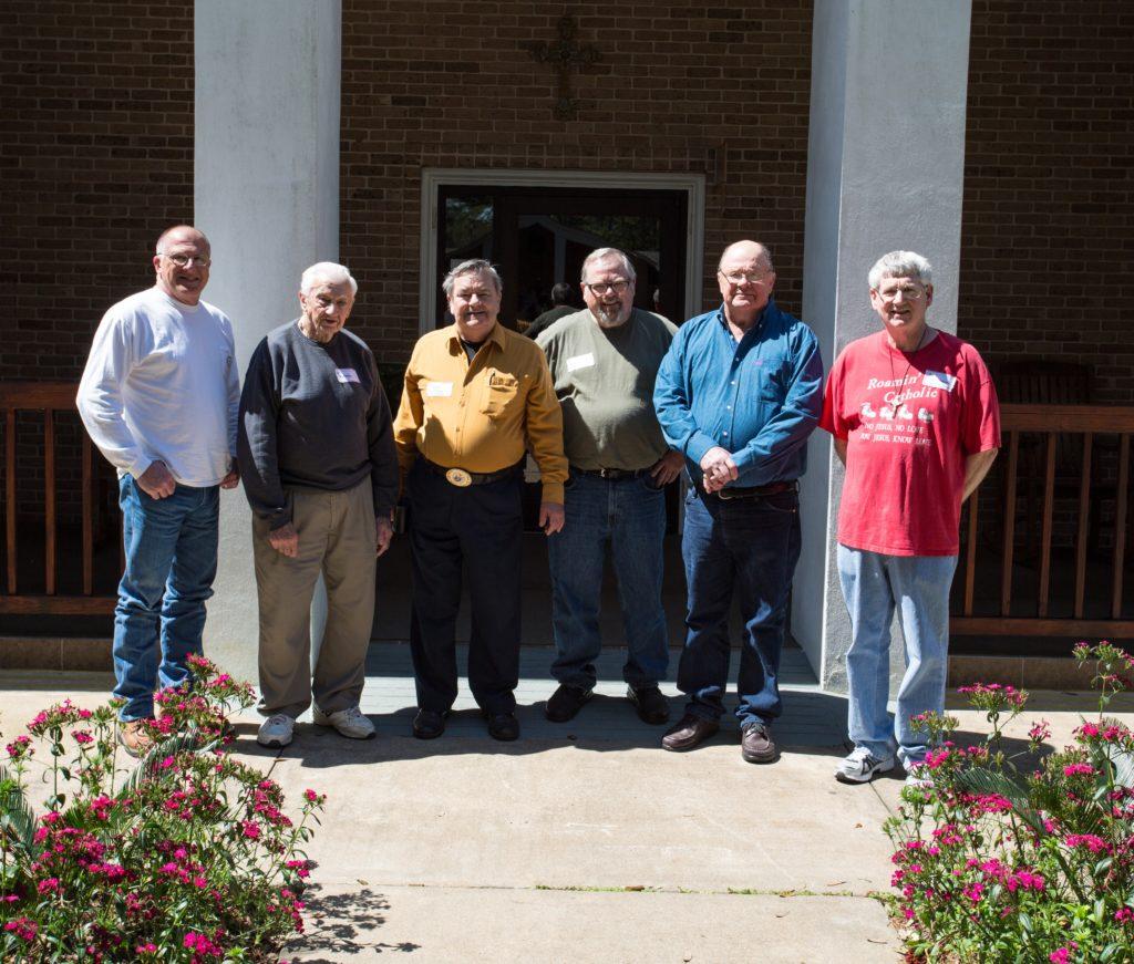 Men's Retreat, March 13-15-Sacred Heart