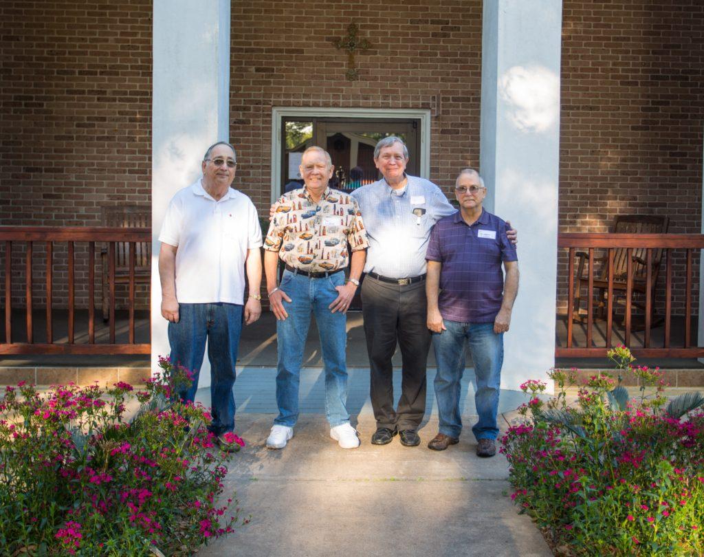 Men's Retreat, March 27-29, 2015-St Ambrose Parish