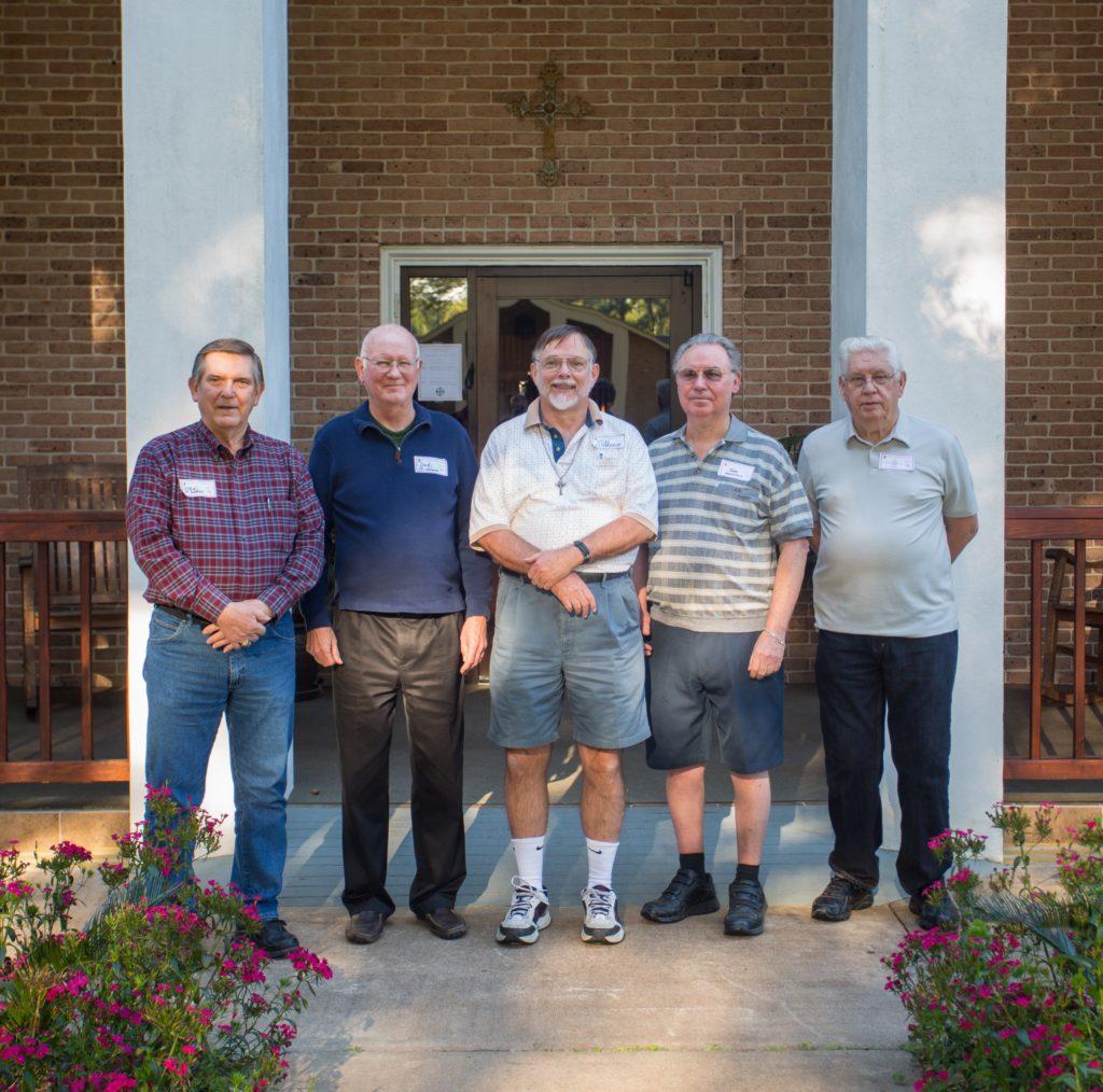Men's Retreat, March 27-29, 2015-St Jerome Parish