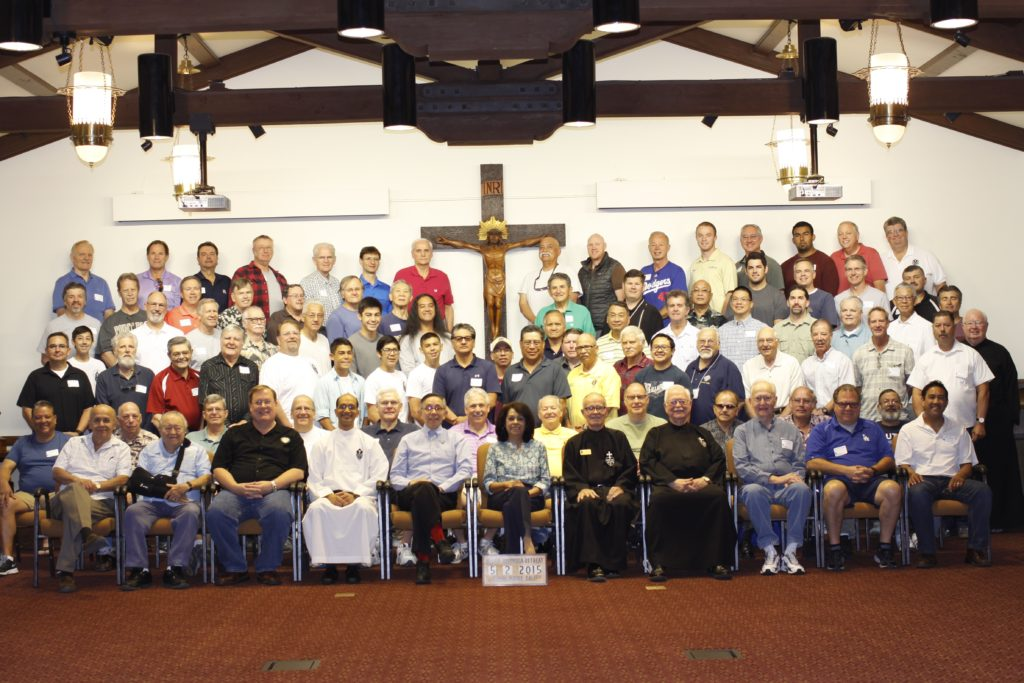 Men's Retreat Weekend, May 1-3, 2015