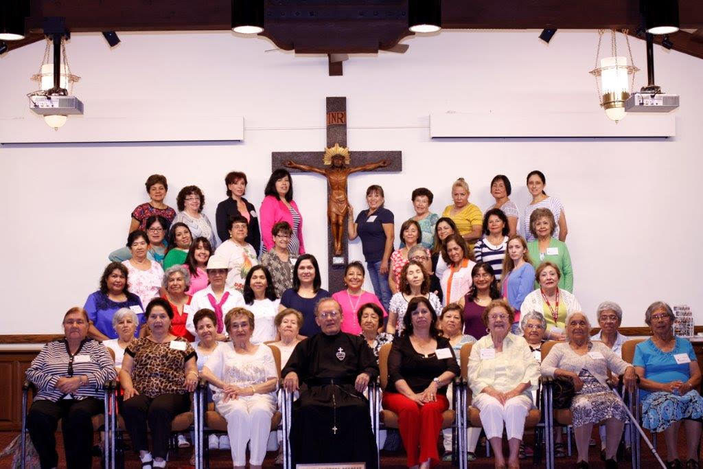 Spanish Women's Retreat, August 1-3 2015