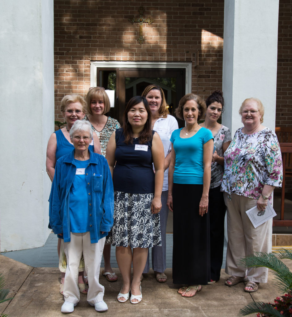 Women's Retreat,  June 27, 2015-Anthony of Padova
