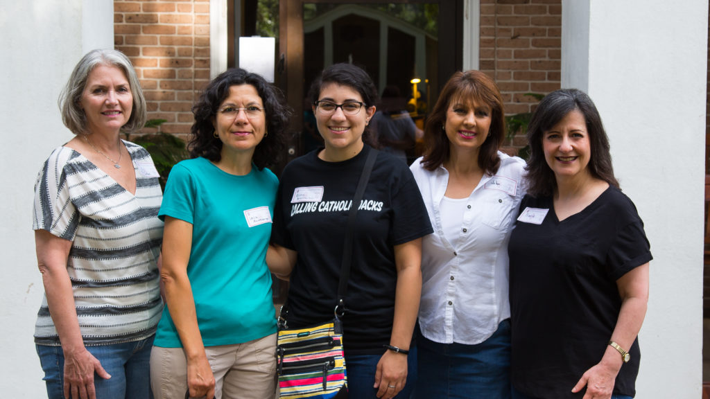Women's Retreat,  June 27, 2015-St Martha