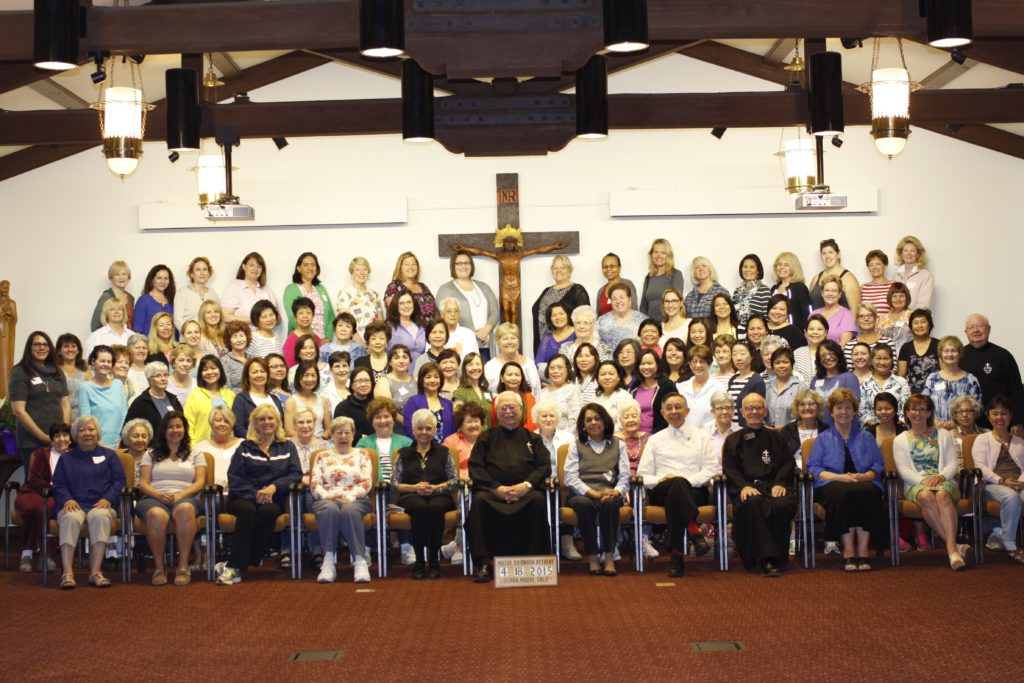 Women's Retreat Weekend, April 17 -19, 2015