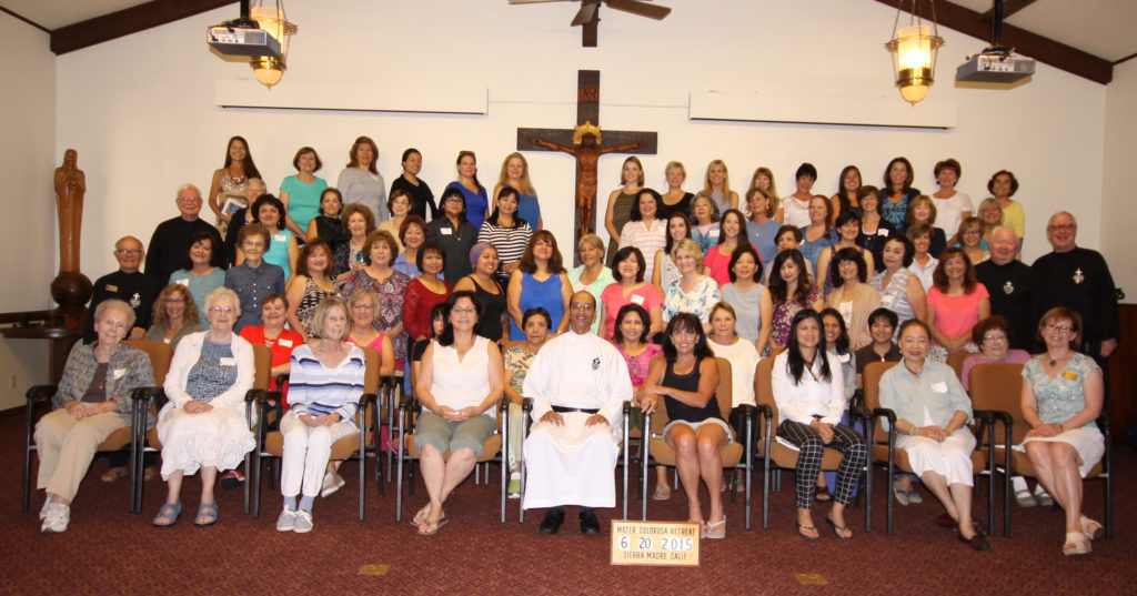 Women's Retreat Weekend, June 19-21, 2015