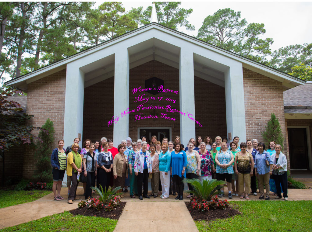 Women's Retreat, May 16 2015, Group
