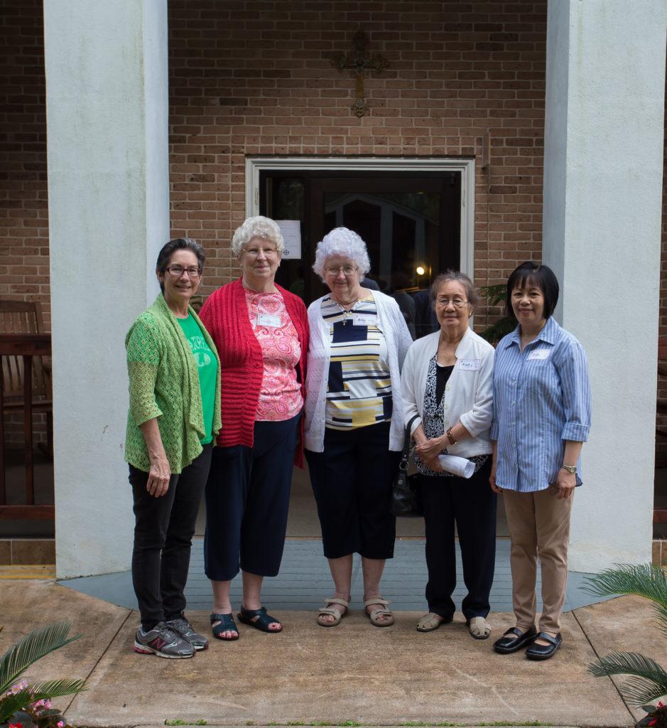 Women's Retreat, May 16 2015 POP