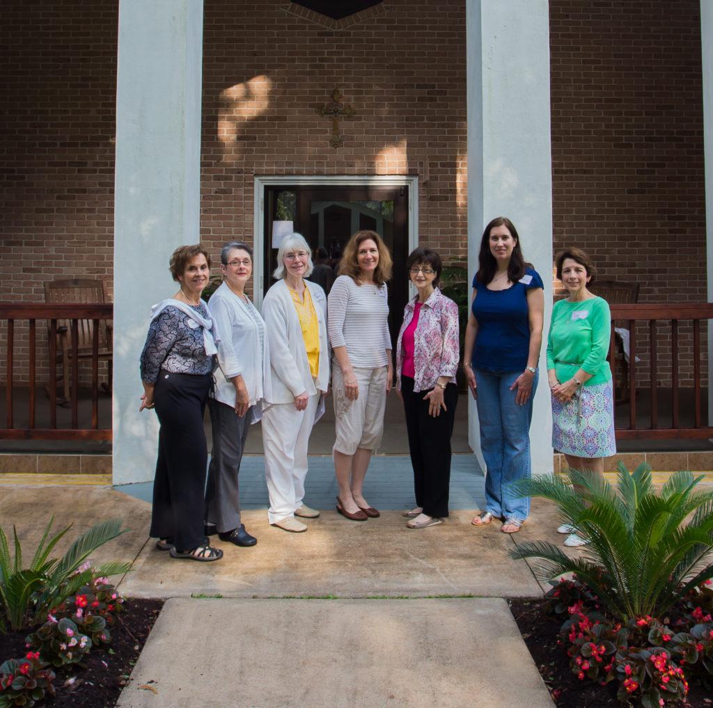 Women's retreat May 16 2015 St Martha
