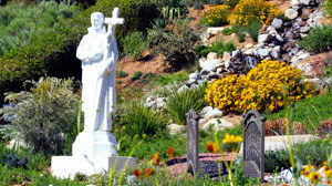 MDRC St Paul Statue