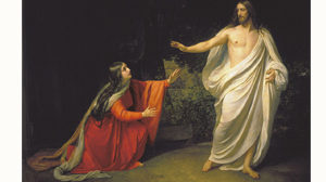 Jesus - Mary Magdalene
