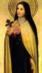 St Therese of Lisieux - content