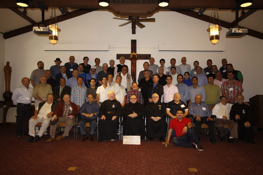 Baja Men's Retreat Weekend, March 24-27, 2016