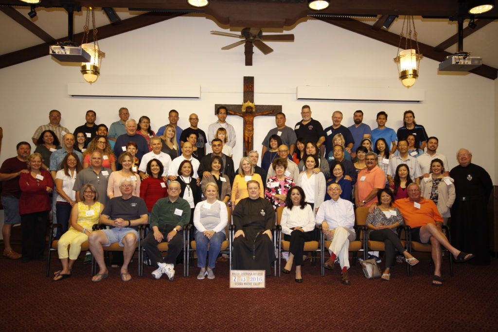 Married Couples' Retreat, February 12-14, 2016
