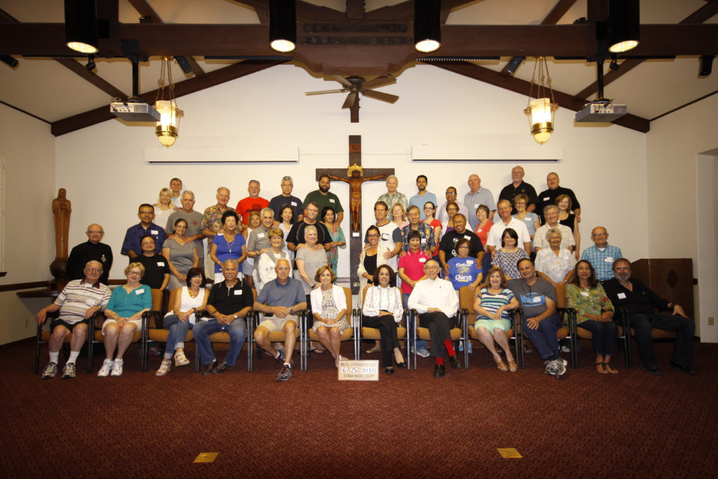 Married Couples' Retreat, June 24-26, 2016