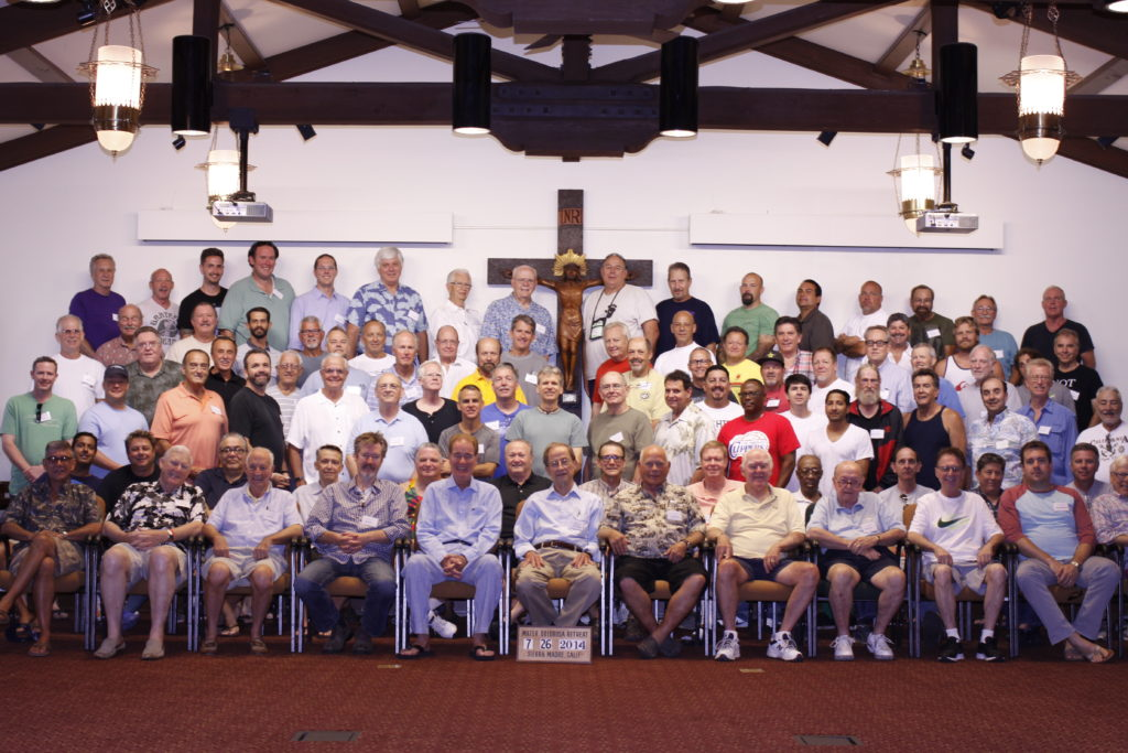 Men's AA Retreat Weekend, July 24-26, 2015