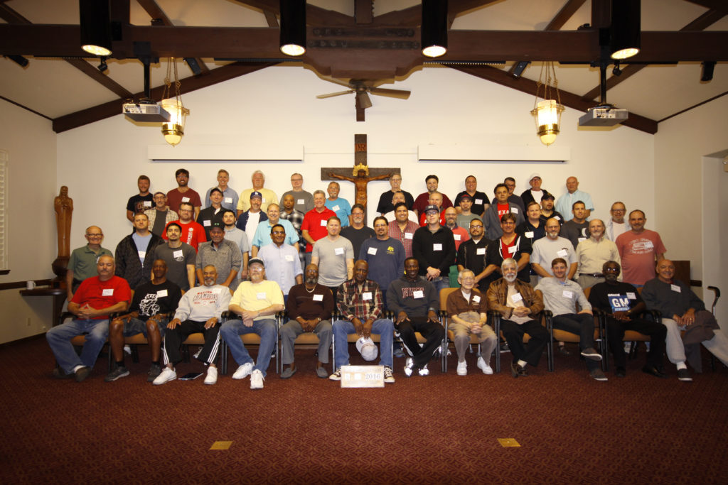 Men's Memorial Weekend Retreat, May 27-29, 2016