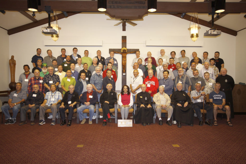 Men's Retreat Weekend, April 1-3, 2016