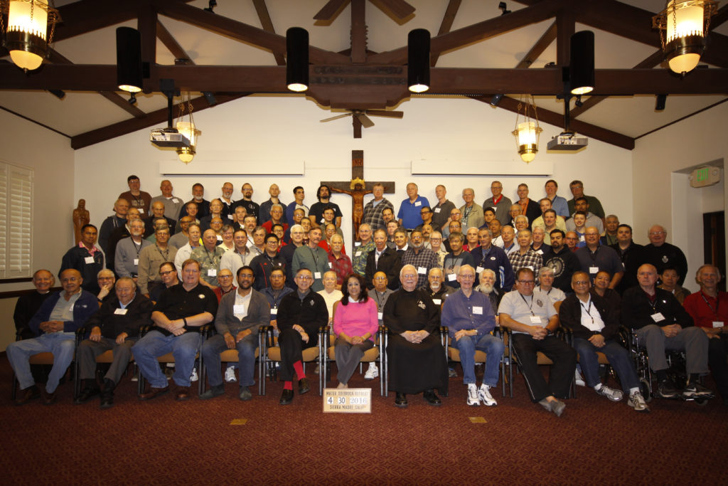 Men's Retreat Weekend, April 29 – May 1, 2016
