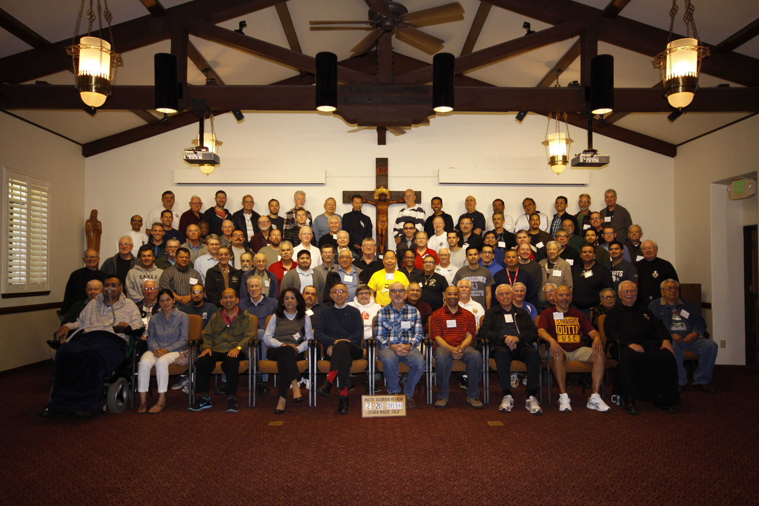 Men's Retreat Weekend, February 19-21, 2016