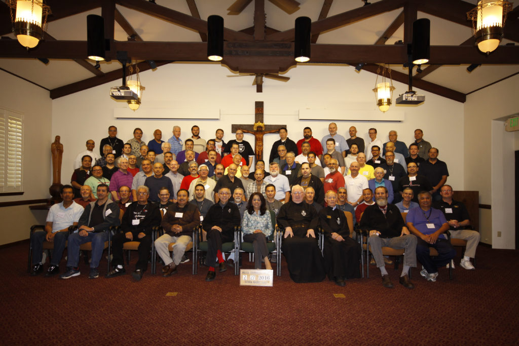 Men's Retreat Weekend,  February 26-28, 2016