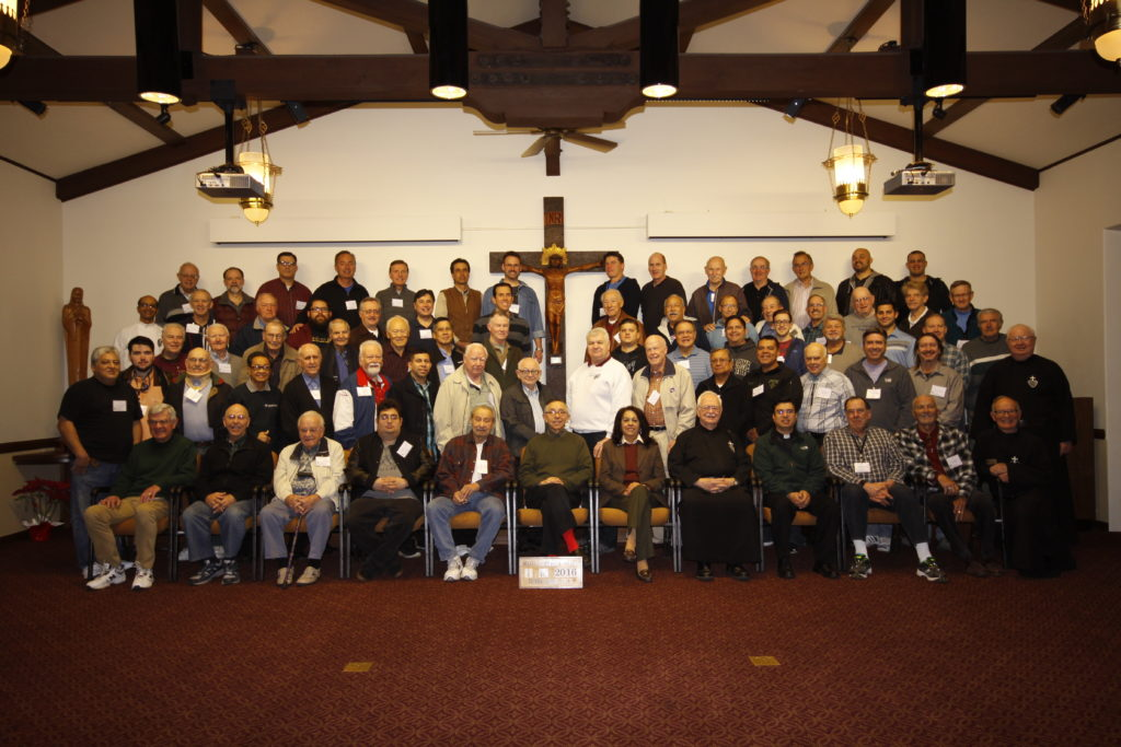 Men's Retreat Weekend, January 15-17, 2016