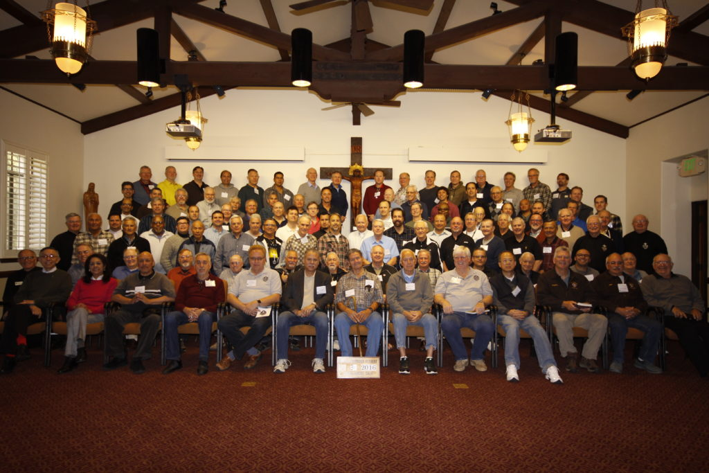 Men's Retreat Weekend, January 29-31, 2016