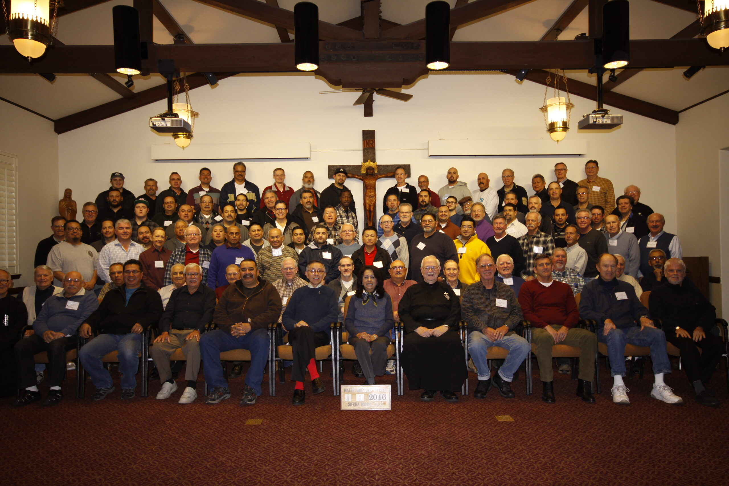 Men's Retreat Weekend, January 8-10, 2016