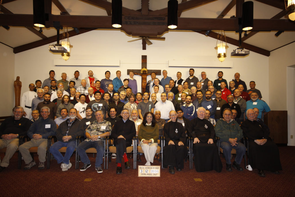 Men's Retreat Weekend, March 11-13, 2016