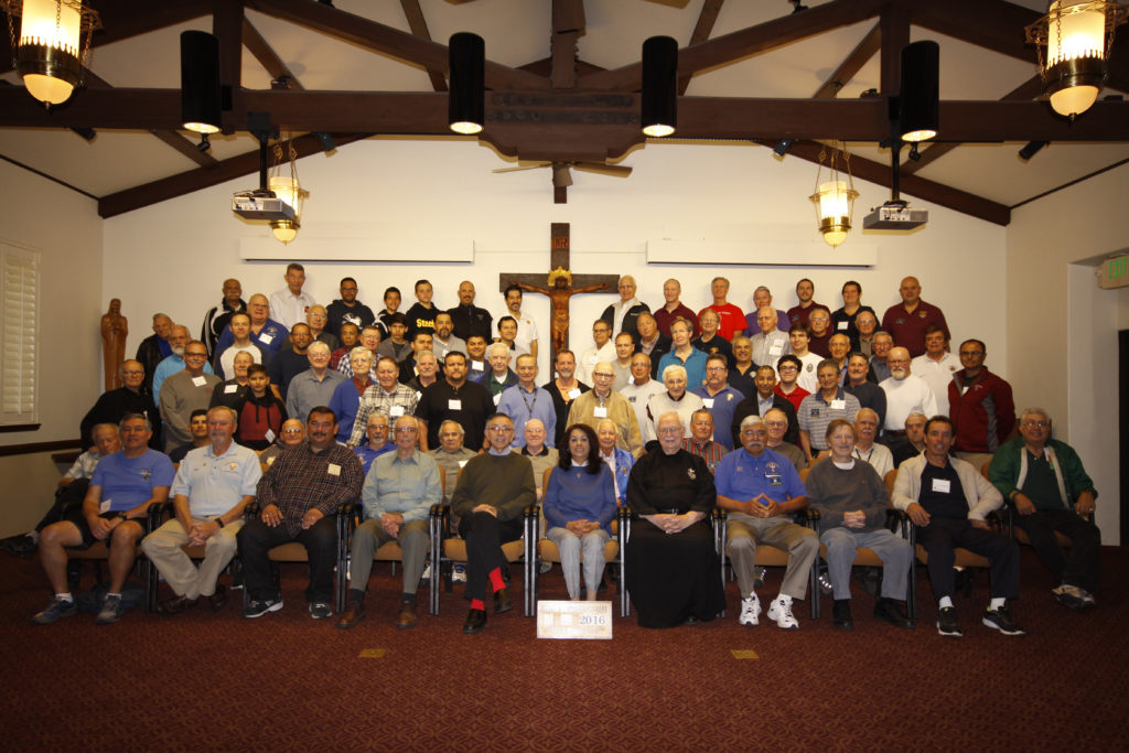 Men's Retreat Weekend, March 4-6, 2016