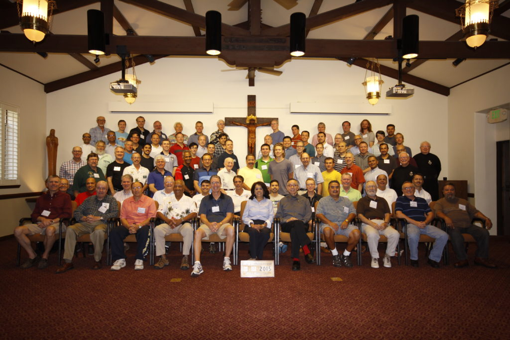 Men's Retreat Weekend, October 16 – 18, 2015