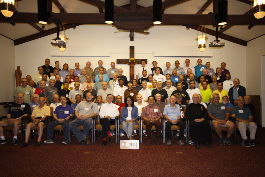 Men's Retreat Weekend,  October 2-4, 2015